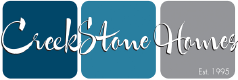 Creek Stone Homes Logo