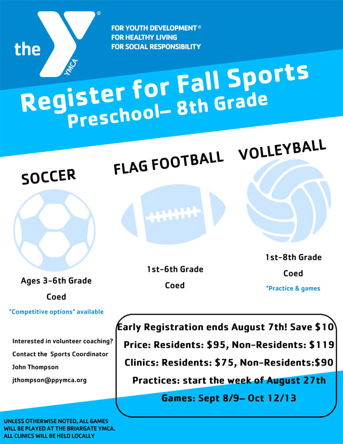 Fall Sports Hoa