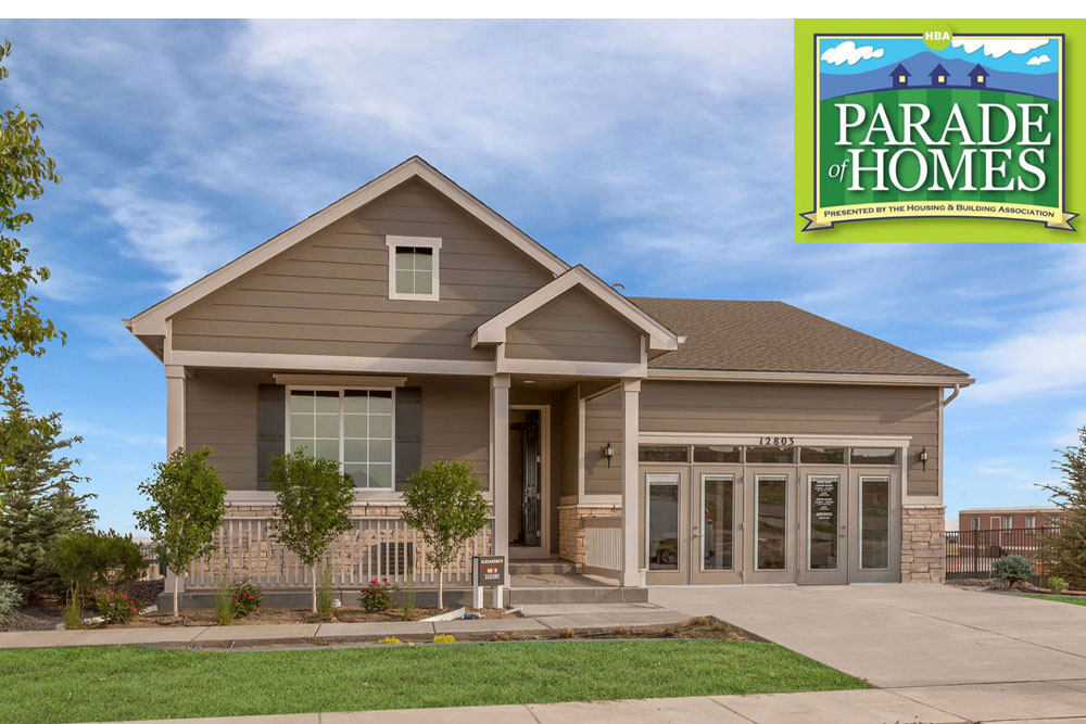 Richmond American Model Featured in 2018 Parade of Homes